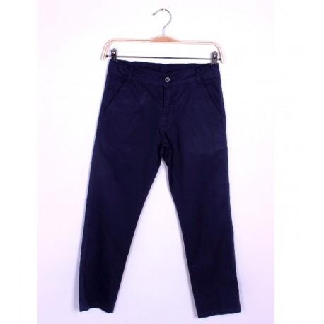 Pantalon largo loneta