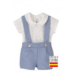 mayoristas ropa de bebe CLV-17504 tumodakids