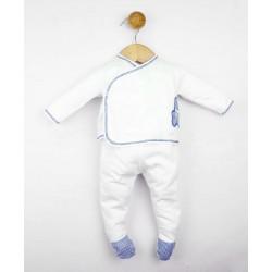 Conjunto 3 piezas bebé con mensaje Tony Bambino