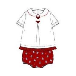 mayoristas ropa de bebe SMV-21416 tumodakids