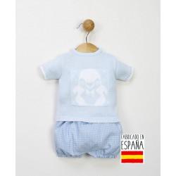 mayoristas ropa de bebe TBV-20758 tumodakids