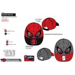 Gorra spiderman-SCV-UE4067-SPIDERMAN