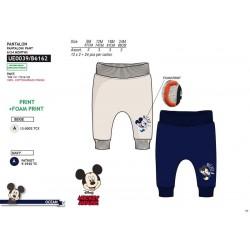Pantalon largo 100% algodón mickey-SCV-UE0039-MICKEY