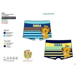 Boxer de baño el rey león-SCV-UE0104-REY LEON