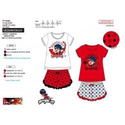 Pijama corto algodón lady bug-SCV-UE2049-LADY BUG