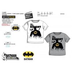 Camiseta manga corta 100% algodón batman-SCV-UE1174-BATMAN