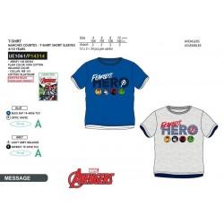 Camiseta manga corta 100% algodón los vengadores-SCV-UE1061-AVENGERS C