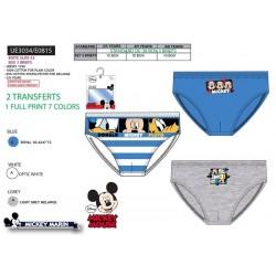Pack 3 slips niño algodón mickey-SCV-UE3034-MICKEY