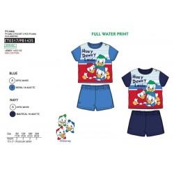 Pijama corto, camiseta mc&short 100% algodón donald-SCV-ET0317-DONALD