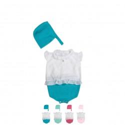 mayoristas ropa de bebe LIV-MN7089 tumodakids