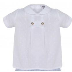 mayoristas ropa de bebe LIV-MN8077A tumodakids