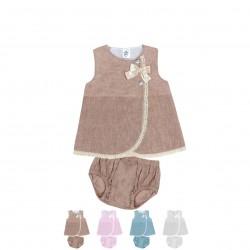 mayoristas ropa de bebe LIV-MN7104 tumodakids
