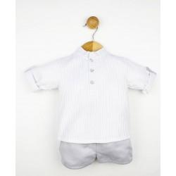 Conjunto bebé 2 piezas corto cuello mao-ALM-22805-TONY BAMBINO