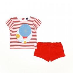 Conjunto corto bebe niña-SMV-21104-Street Monkey