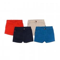 Pantalon corto bebe niño-SMV-94005R-Street Monkey