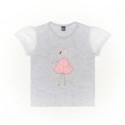 Camiseta manga corta niña-SMV-21306-Street Monkey