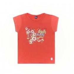 Camiseta manga corta niña-SMV-21350-Street Monkey