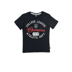 TMBB-ER1028-1 proveedor ropa niños y niñas Camiseta manga