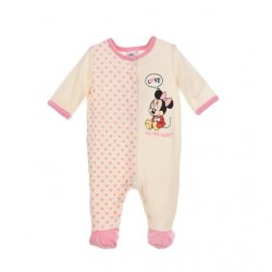 Pijama tipo pelele 100% algodon
