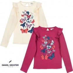 Camiseta manga corta multi composicion-SCFI-DHRH1047-DANIEL HECHTER
