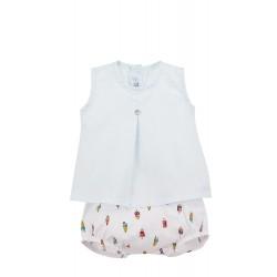mayoristas ropa de bebe CLV-17390 tumodakids
