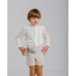 LOV-1020020404 La Ormiga ropa infnatil al por mayor Conjunto