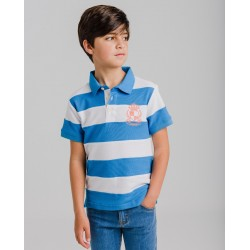 LOV-1021110301 La Ormiga ropa infnatil al por mayor Polo niño