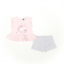 Picnic time conjunto bebe niña baby girl set-SMV-21155-Street Monkey