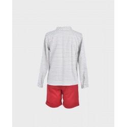 LOV-1020191404 La Ormiga ropa infnatil al por mayor Conjunto