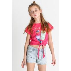 Camiseta manga corta chica-SMV-21336-1-Street Monkey