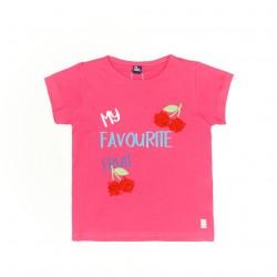 Camiseta manga corta niña-SMV-21344-Street Monkey