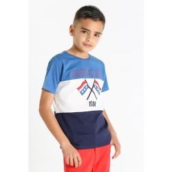 Camiseta manga corta niño-SMV-21242-Street Monkey