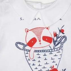 Conjunto corto bebe niño camiseta y pantalon-SMV-21406-Street Monkey