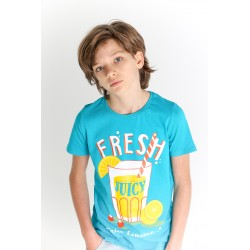 Camiseta manga corta niño-SMV-21212-Street Monkey