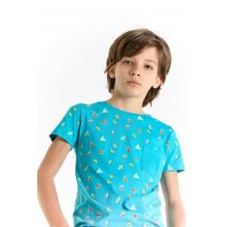 Camiseta manga corta estampada niño-SMV-21218-Street Monkey