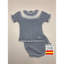 mayoristas ropa de bebe PBV-3017 tumodakids
