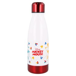 Botella termica acero inoxidable doble pared infantil 340 ml mickey mouse true original-STV-60139-Stor