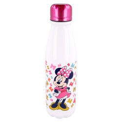 Botella aluminio infantil 600 ml minnie so edgy bows-STV-51140-Stor
