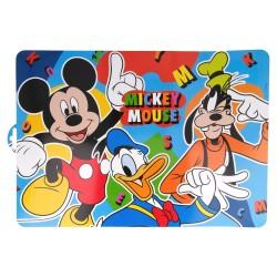 Mantel individual mickey cool summer-STV-50119-Stor