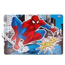 Mantel individual spiderman streets-STV-51319-Stor
