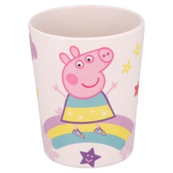 Vaso gold 270 ml peppa pig magical-STV-1384-Stor