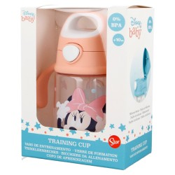 Vaso entrenamiento pop up tritan 370 ml minnie indigo dreams-STV-13189-Stor