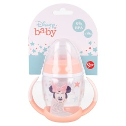 Taza entrenamiento fancy 270 ml con boquilla de silicona Minnie