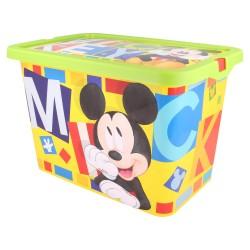Caja click 7 l. mickey watercolors-STV-2304-Stor