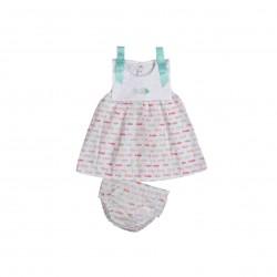 Vestido con cubre pañal-LIV-MN8600-Minhon