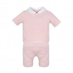 Conjunto corto bebé 2 piezas-MN5331-Minhon