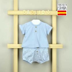 mayoristas ropa de bebe BDV-41229 tumodakids
