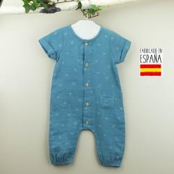 mayoristas ropa de bebe BDV-12551-G tumodakids
