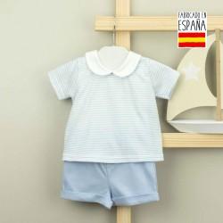 mayoristas ropa de bebe BDV-41256-G tumodakids