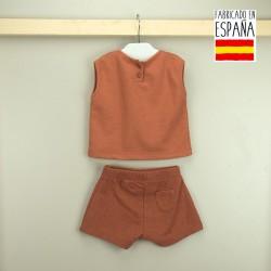 mayoristas ropa de bebe BDV-42441-G tumodakids